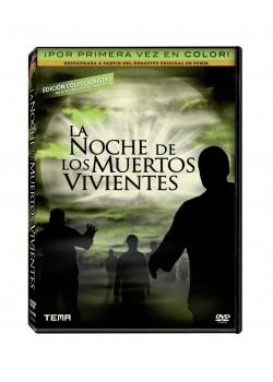 LA NOCHE DE LOS MUERTOS VIVIENTES (FIRST TIME IN COLOR) (DVD)