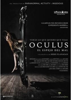 Oculus: El espejo del mal [DVD]