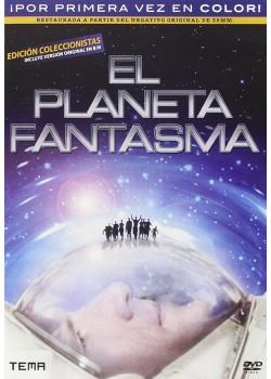 EL PLANETA FANTASMA (DVD)