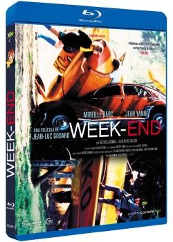 WEEK-END (BLU-RAY)