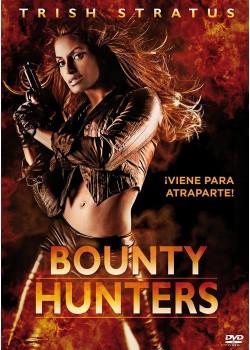 BOUNTY HUNTERS (DVD)