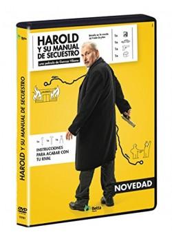 HAROLD Y SU MANUAL DE SECUESTRO (DVD)