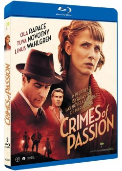 CRIMES OF PASSION (BLU-RAY)