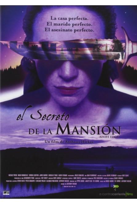 EL SECRETO DE LA MANSIÓN (DVD)