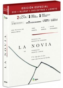 LA NOVIA: ED.ESPECIAL (BLU-RAY+DVD)