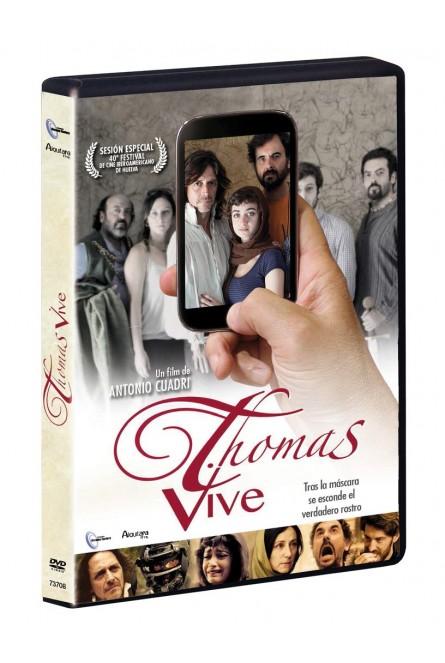THOMÁS VIVE (DVD)