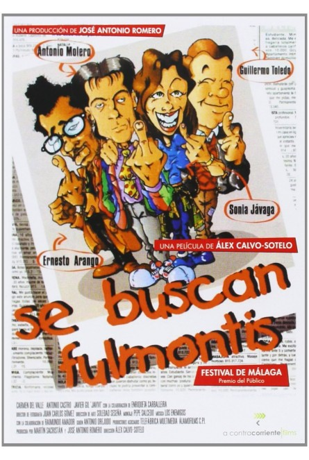SE BUSCAN FULMONTIS (DVD)