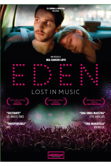 EDEN: LOST IN MUSIC (V.O.) (DVD)