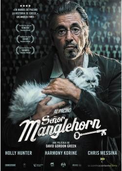 SEÑOR MANGLEHORN (DVD)
