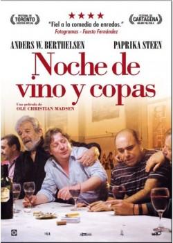 NOCHE DE VINO Y COPAS (DVD)