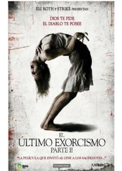 EL ÚLTIMO EXORCISMO (DVD)