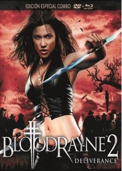 BLOODRAYNE (BLU-RAY+DVD)