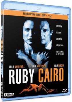 RUBY CAIRO (BLU-RAY+DVD)