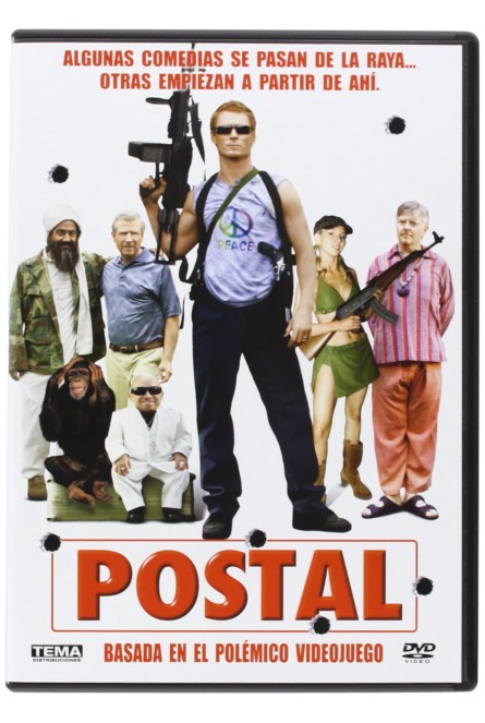 POSTAL (DVD)