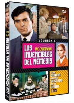 LOS INVENCIBLES DEL NEMESIS VOL 2 (DVD)