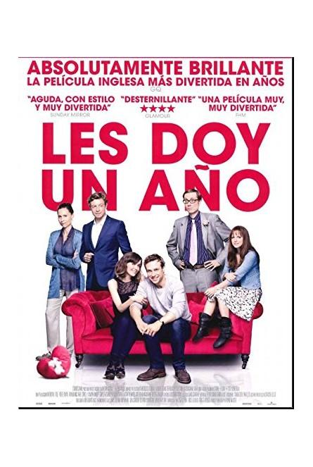 LES DOY UN AÑO (BLU-RAY)
