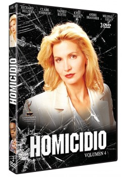 HOMICIDIO VOL 4 (DVD)