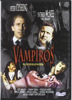 Vampiros 1970 DVD Incense for the Damned - Blood Suckers