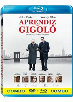 Aprendiz De Gigoló (DVD + BD) [Blu-ray]