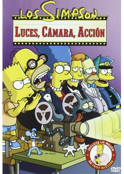 LOS SIMPSON: LUCES