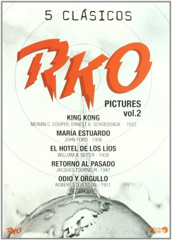 PACK RKO PICTURES 2 (DVD)