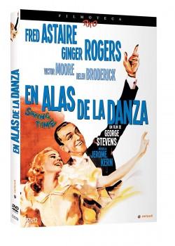 FILMOTECA RKO: EN ALAS DE LA DANZA (DVD)