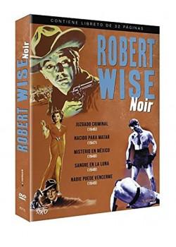 PACK ROBERT WISE NOIR (DVD)