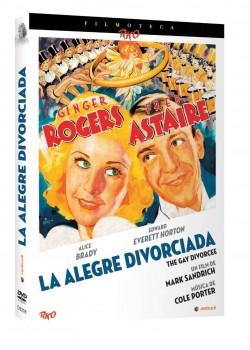 FILMOTECA RKO: LA ALEGRE DIVORCIADA (DVD)