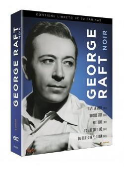 PACK GEORGE RAFT NOIR (DVD)