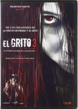 EL GRITO 3 (DVD)