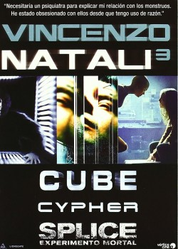 PACK VINCENZO NATALI 3 (DVD)
