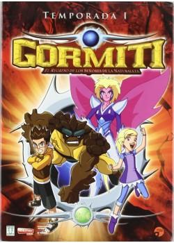 Gormiti 1ª Temp. Vol. 3+4 [DVD]