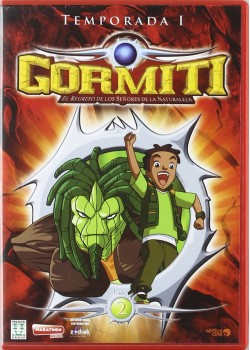 Gormiti 1ª Temp. Vol. 2 [DVD]