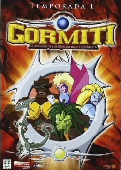 Gormiti (1ª Temporada 1ª parte) [DVD]