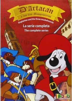 D ARTACÁN Y LOS TRES MOSQUEPERROS (DVD)