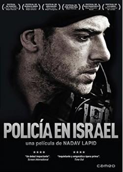 POLÍCIA EN ISRAEL (DVD)