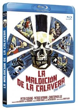 LA MALDICION DE LA CALAVERA (BLU-RAY)