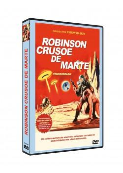 ROBINSON CRUSOE DE MARTE (DVD)