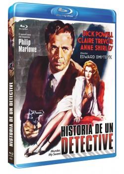 HISTORIA DE UN DETECTIVE (BLU-RAY)