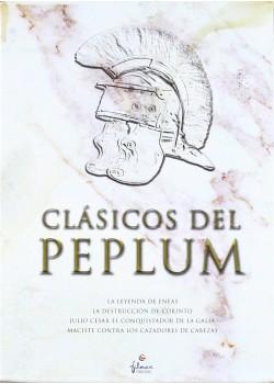 PACK CLASICOS DEL PEPLUM.