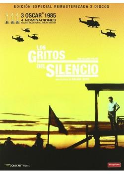 Los gritos del silencio (Nueva edición) [DVD]