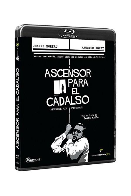ASCENSOR PARA ELCADALSO (BLU-RAY)