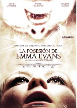 La posesión de Emma Evans [Blu-ray]
