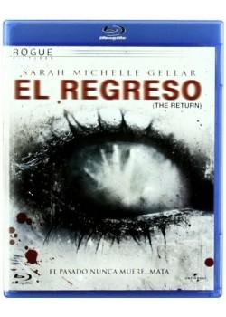 EL REGRESO (BLU-RAY)