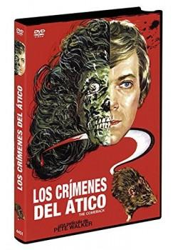 LOS CRIMENES DEL ATICO (DVD)