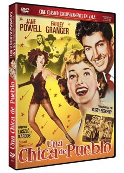 UNA CHICA DE PUEBLO (VOS) (DVD)