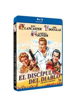 EL DISCIPULO DEL DIABLO (VOS) (BLU-RAY)