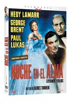 FILMOTECA RKO: NOCHE EN EL ALMA (DVD)