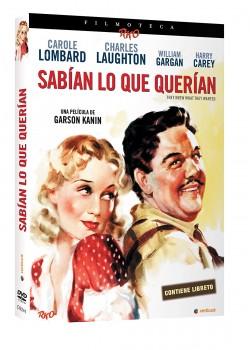 FILMOTECA RKO: SABIAN LO QUE QUERÍAN (DVD)
