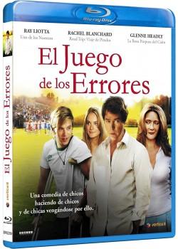 EL JUEGO DE LOS ERRORES (BLU-RAY)